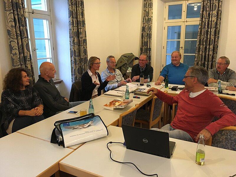 Anja Dorothea Vogt Workshop Diskussion 05.10.2019